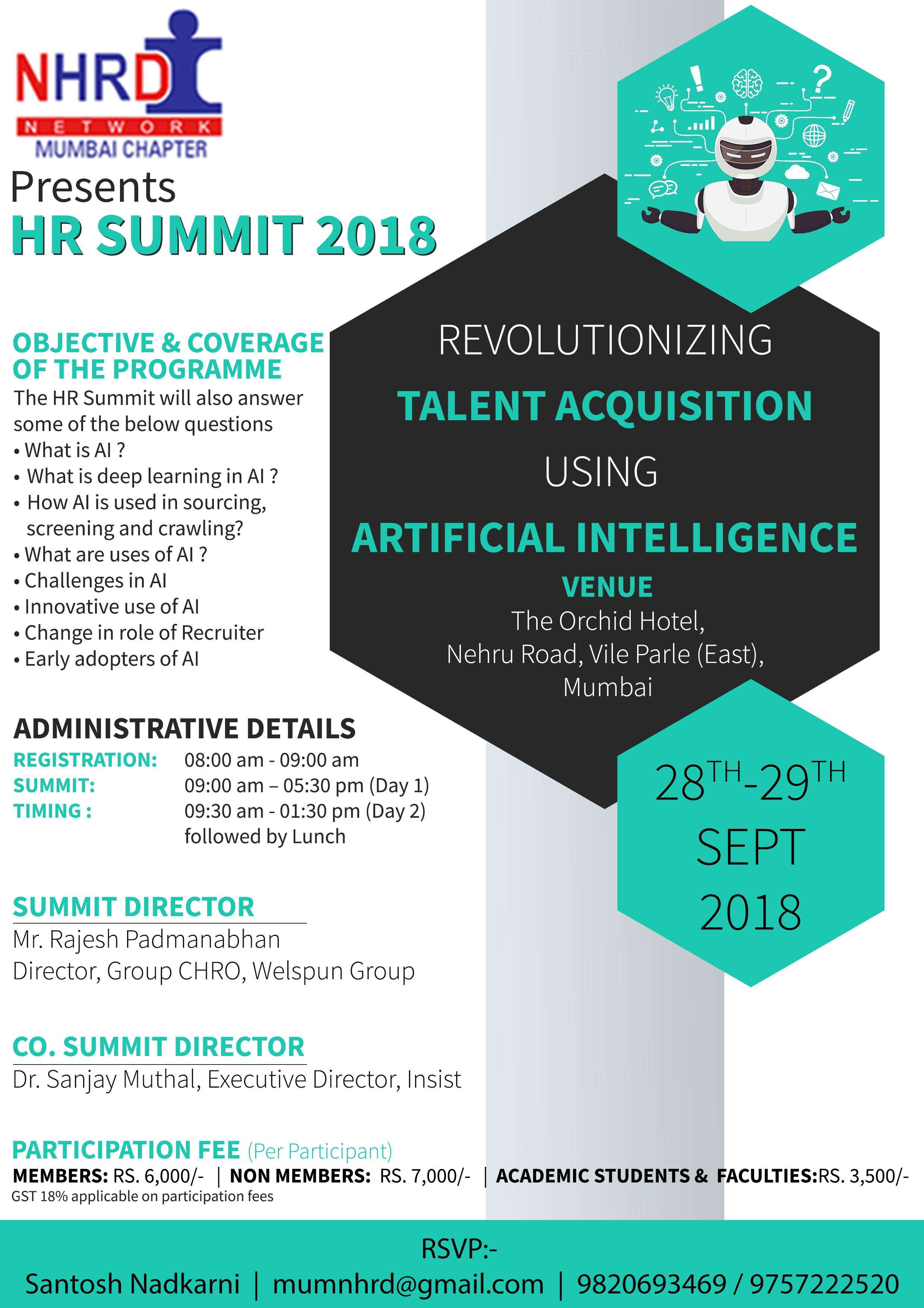HR Summit 2018
