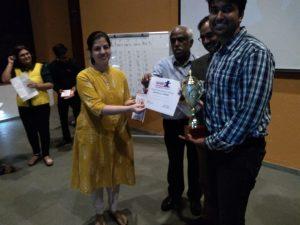 NHRDN - Mumbai Chapter Master Champs
